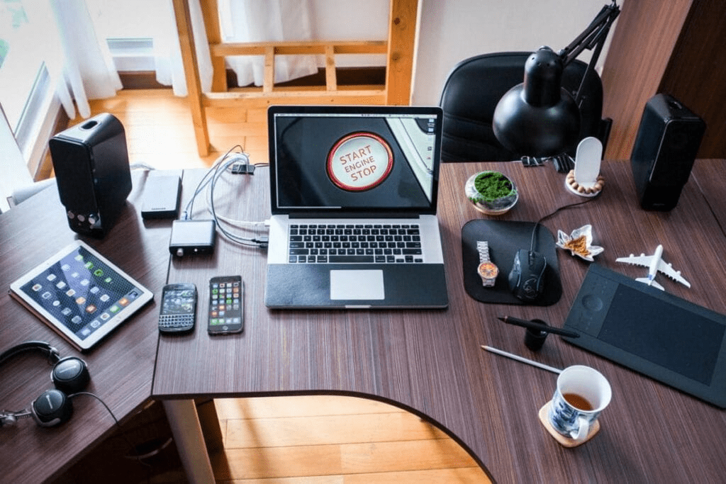 Få indrettet en ordentlig arbejdsplads derhjemme