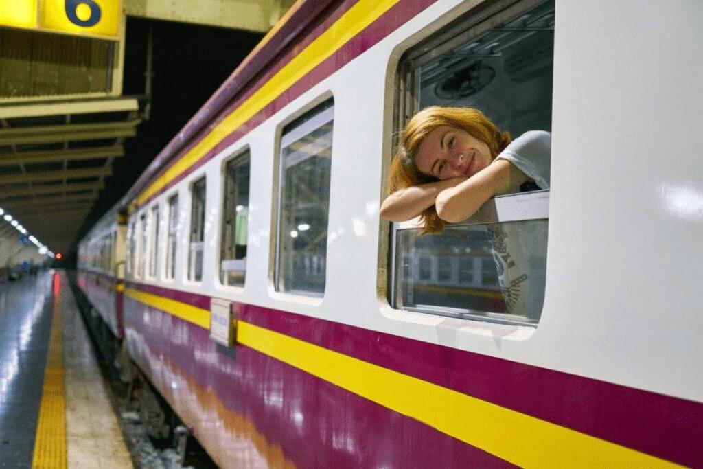 Rejs afsted med tog og oplev verden på en helt ny måde