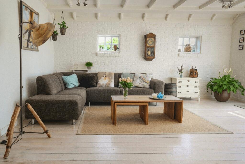 Sådan kan du opfriske dit hjem